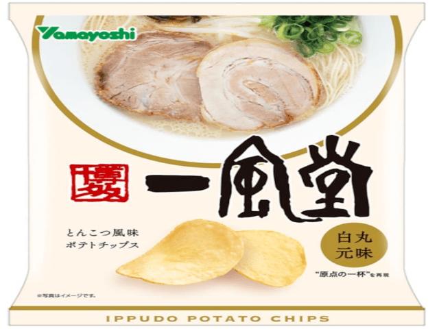 Ippodu Shiromaru Motoaji Katoffelchips
